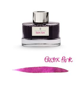 Graf-von-Faber-Castell - Ink bottle Electric Pink, 75ml