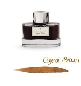 Graf-von-Faber-Castell - Ink bottle Cognac Brown, 75ml