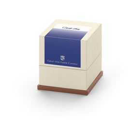 Graf-von-Faber-Castell - 20 ink cartridges, Cobalt Blue