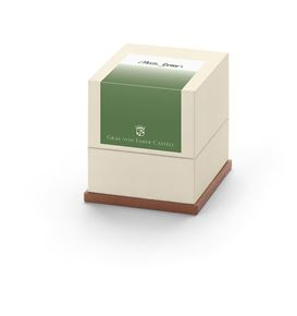 Graf-von-Faber-Castell - 20 ink cartridges, Moss Green